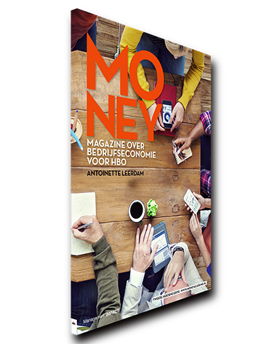 MONEY – magazine over bedrijfseconomie voor hbo